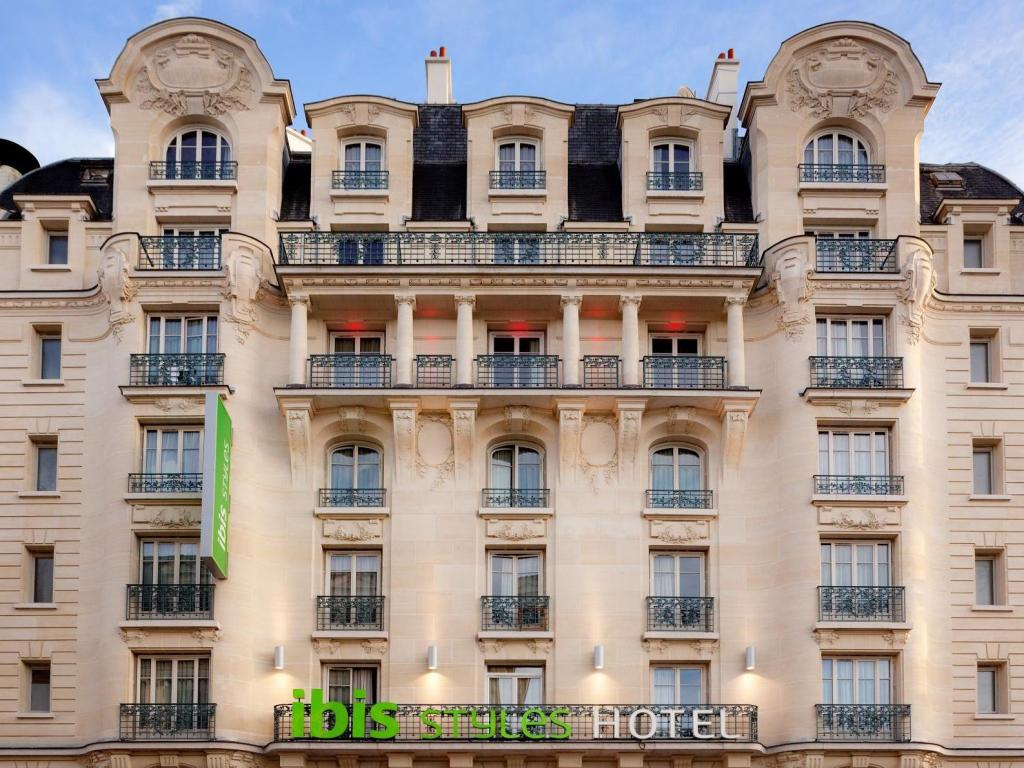 hotel ibis styles paris gare du nord tgv in france room deals photos reviews. Black Bedroom Furniture Sets. Home Design Ideas
