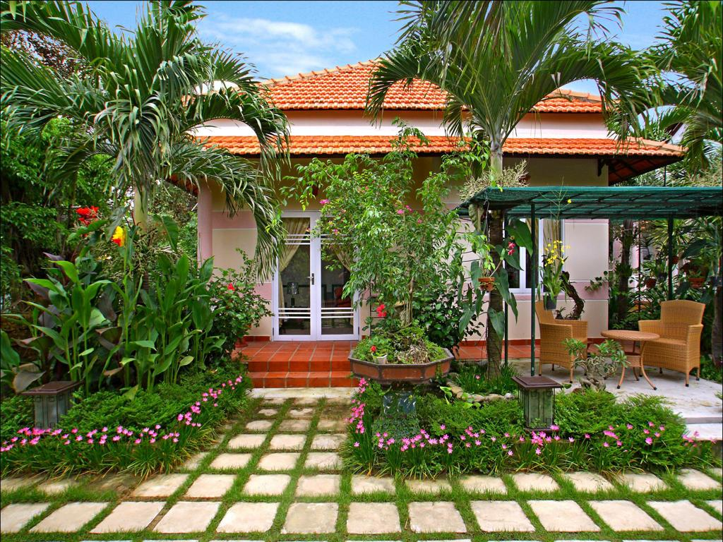 Best price on hoi an botanic garden villas in hoi an reviews for Gardens and villa