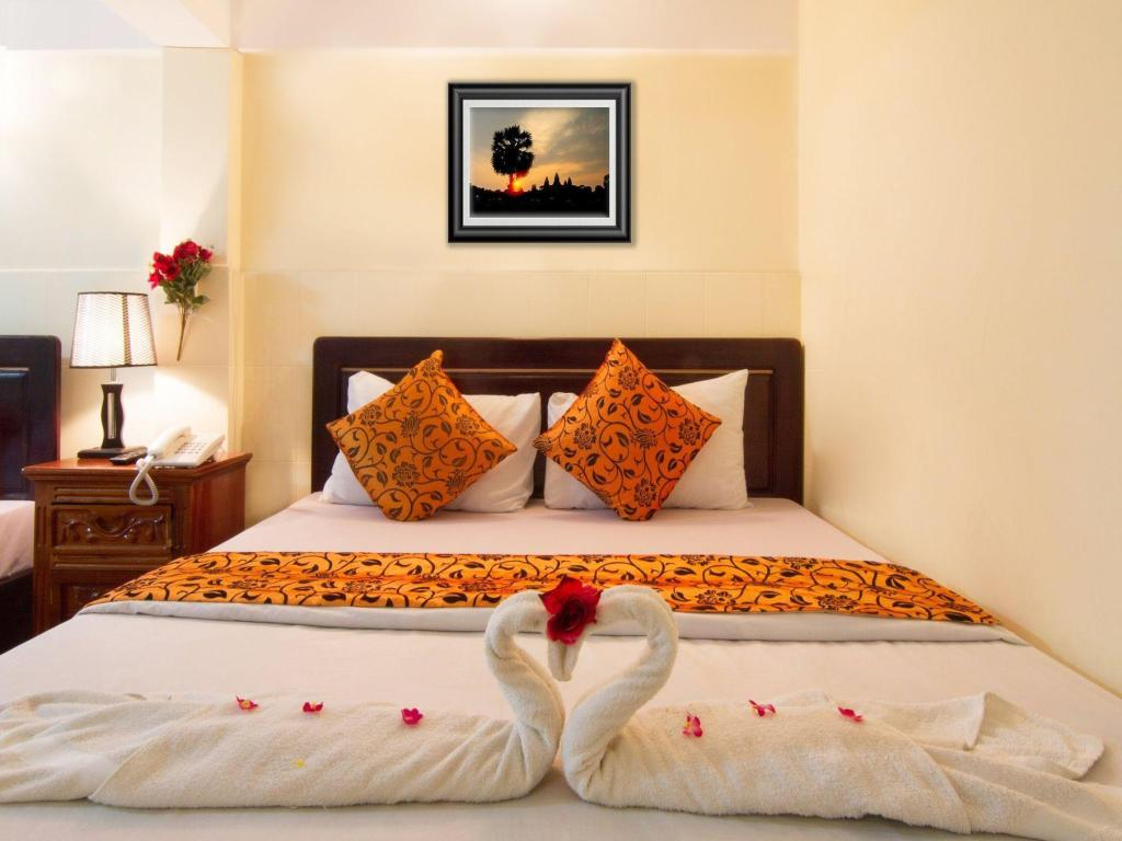 Standard Double Room Angkor Mithona Guesthouse