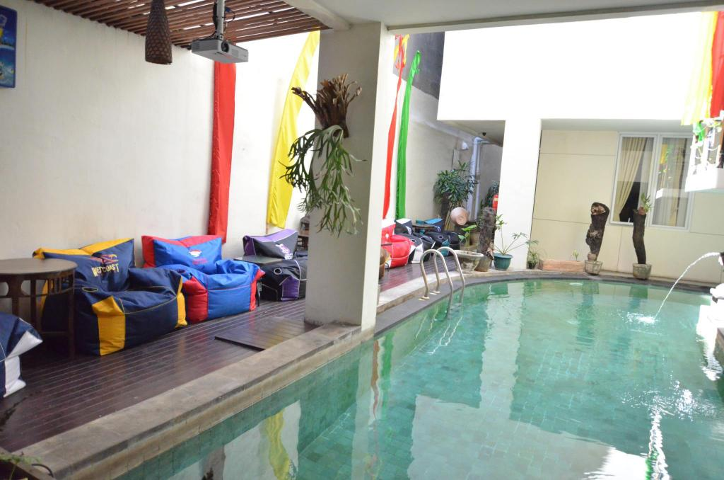 Swimming pool [outdoor] Jocs Boutique Hotel