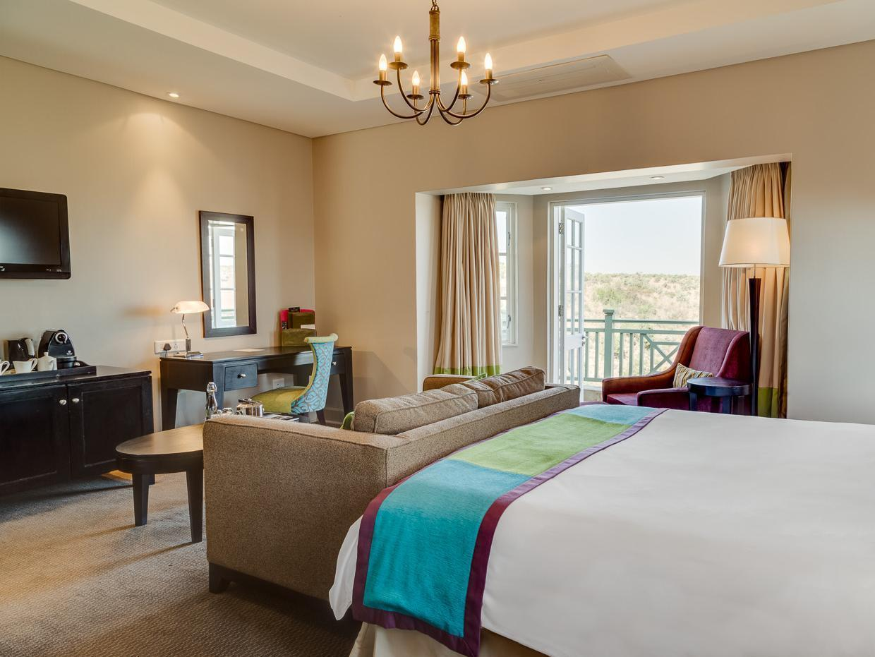 Luxury, Guest room, 1 King or 2 Twin/Single Bed(s)