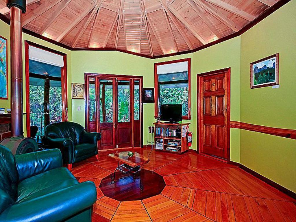 Interno Mt Warning Rainforest Retreat