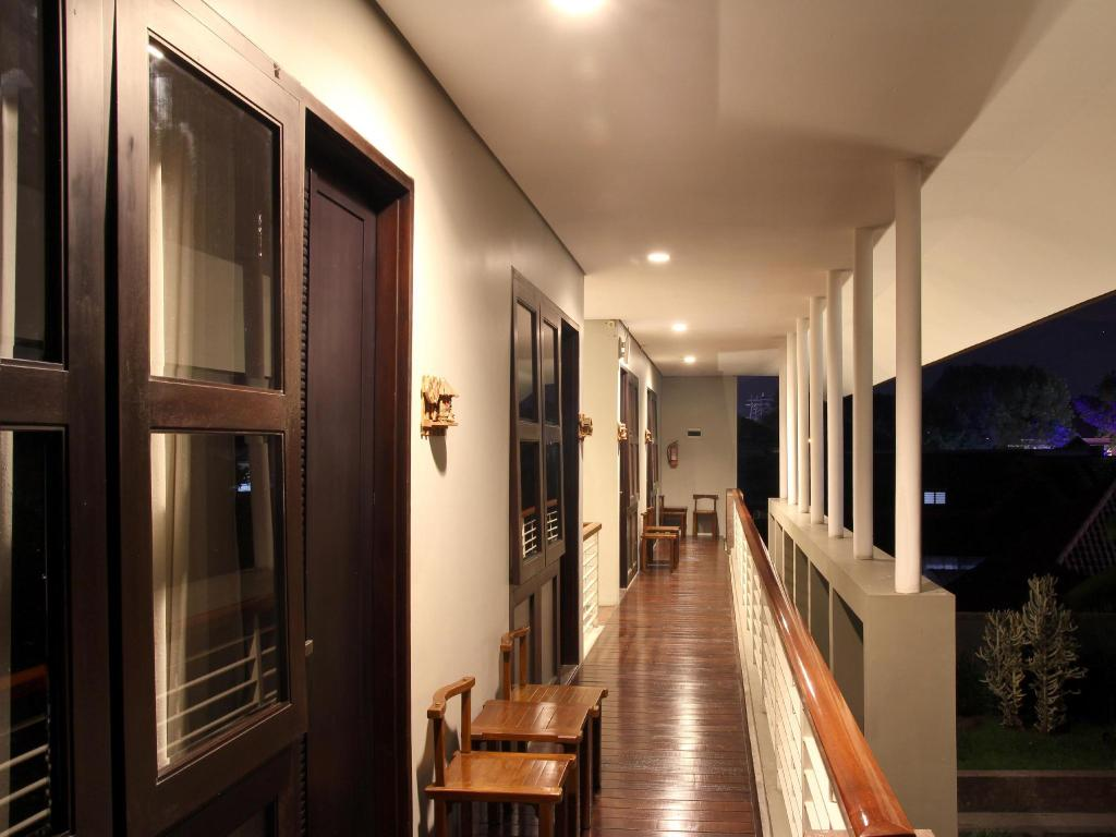 Balkon/teras COZY Boutique Guest House