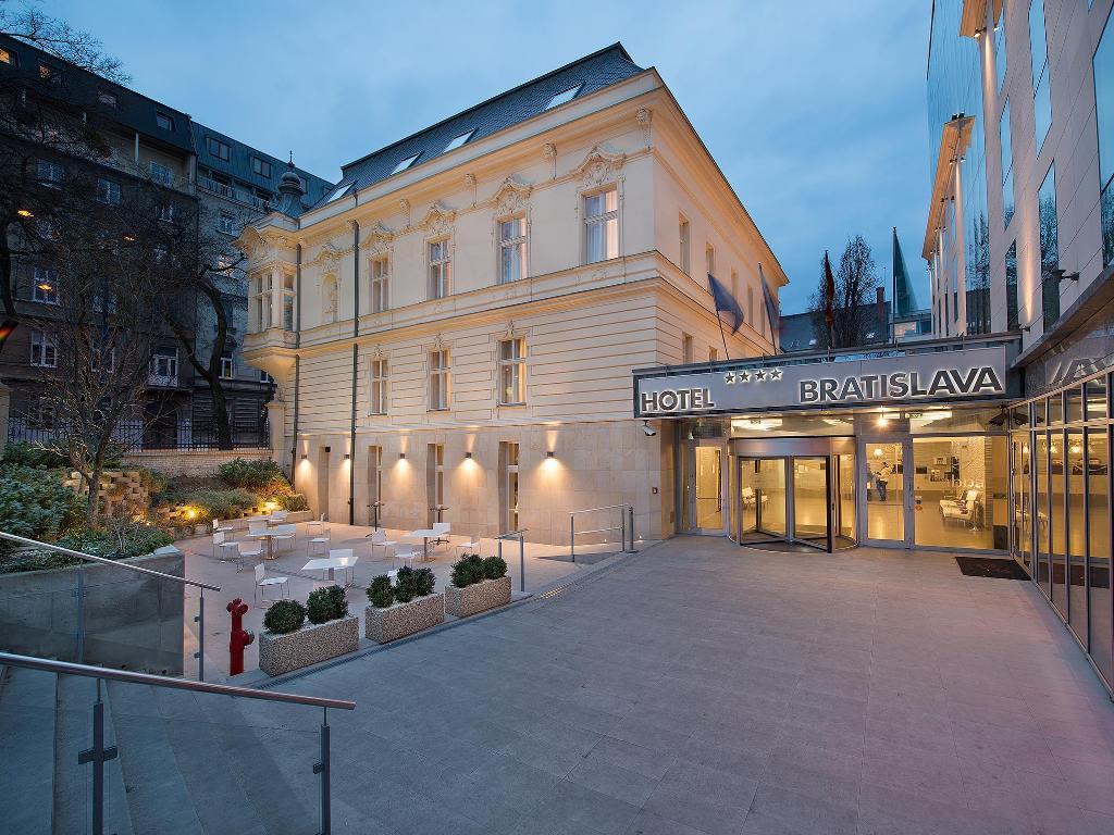 Loft Hotel Bratislava Reviews