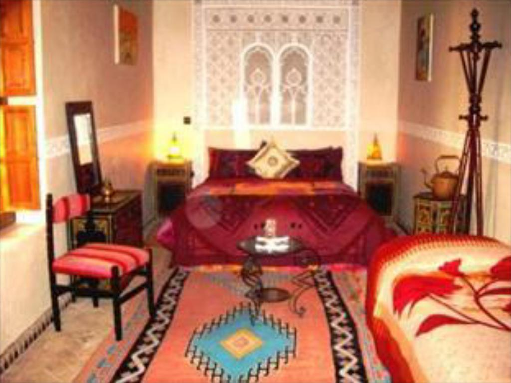 Suite Double Bed - Guestroom Riad Dubai
