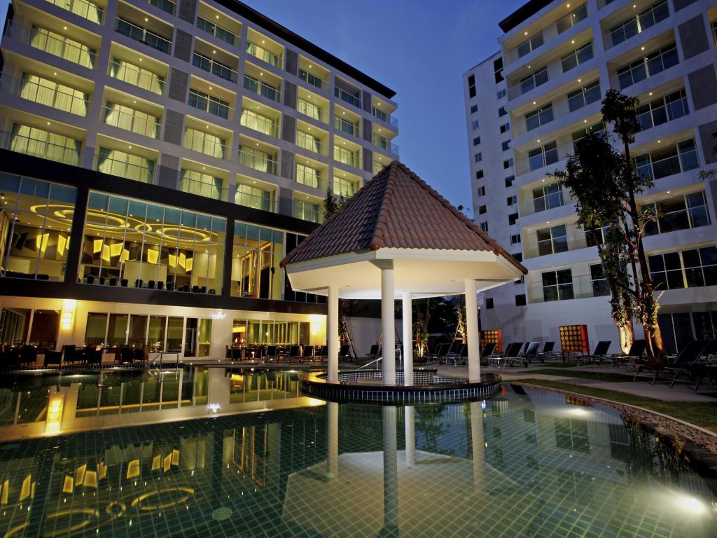 More about Centara Pattaya Hotel