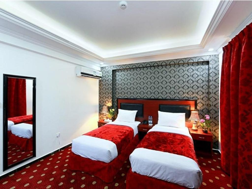 Double Room - Bed Gulf Star Hotel