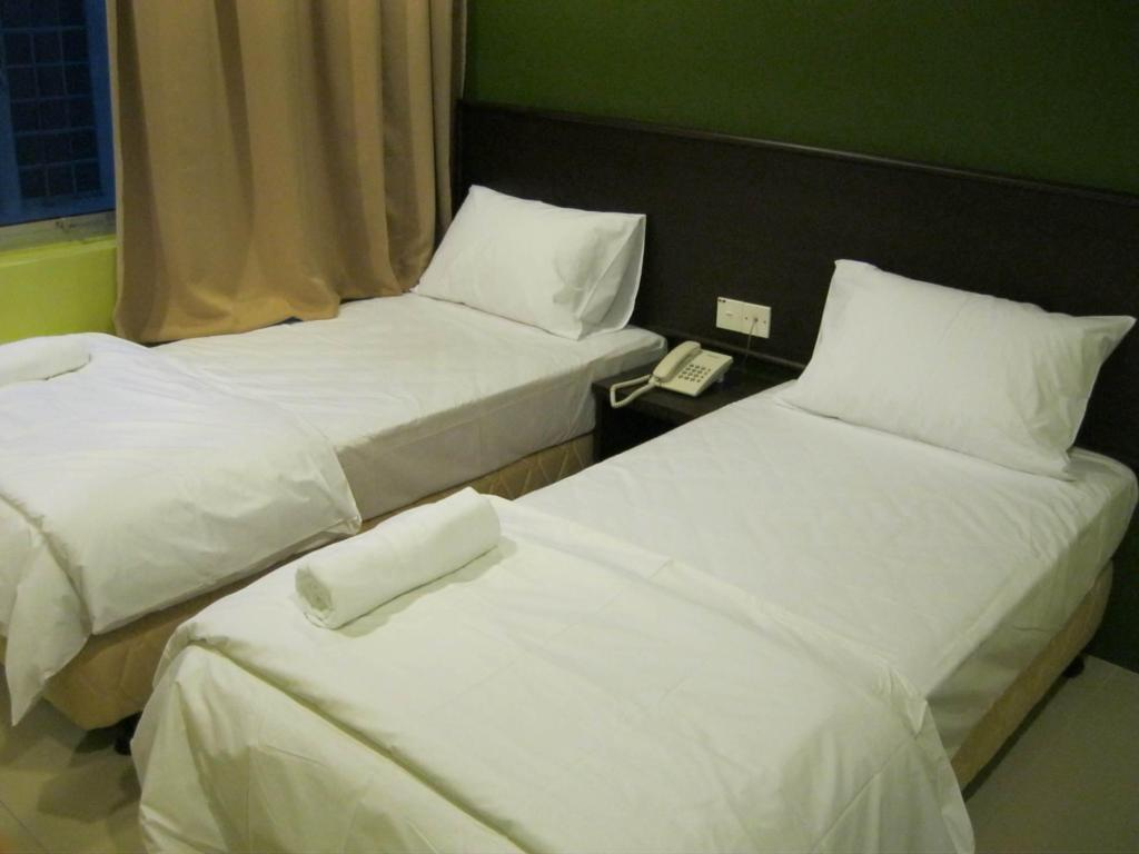 Deluxe Twin - Bed Bary Inn KLIA