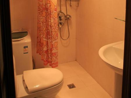 Bathroom Ehome National Convention Center Service Apartment