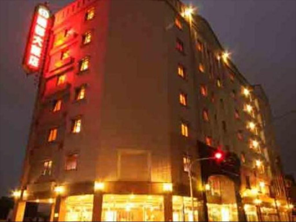 星鑽大飯店 (Star Diamond Hotel)