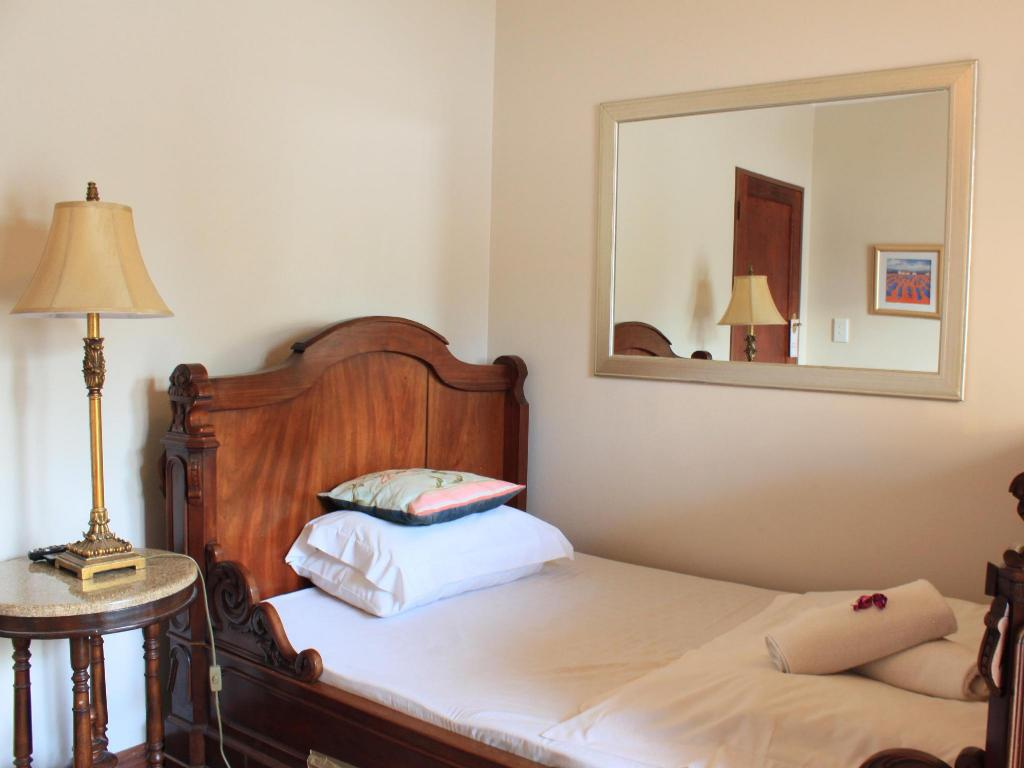 Single Room - Bed Villa Lugano Guest House