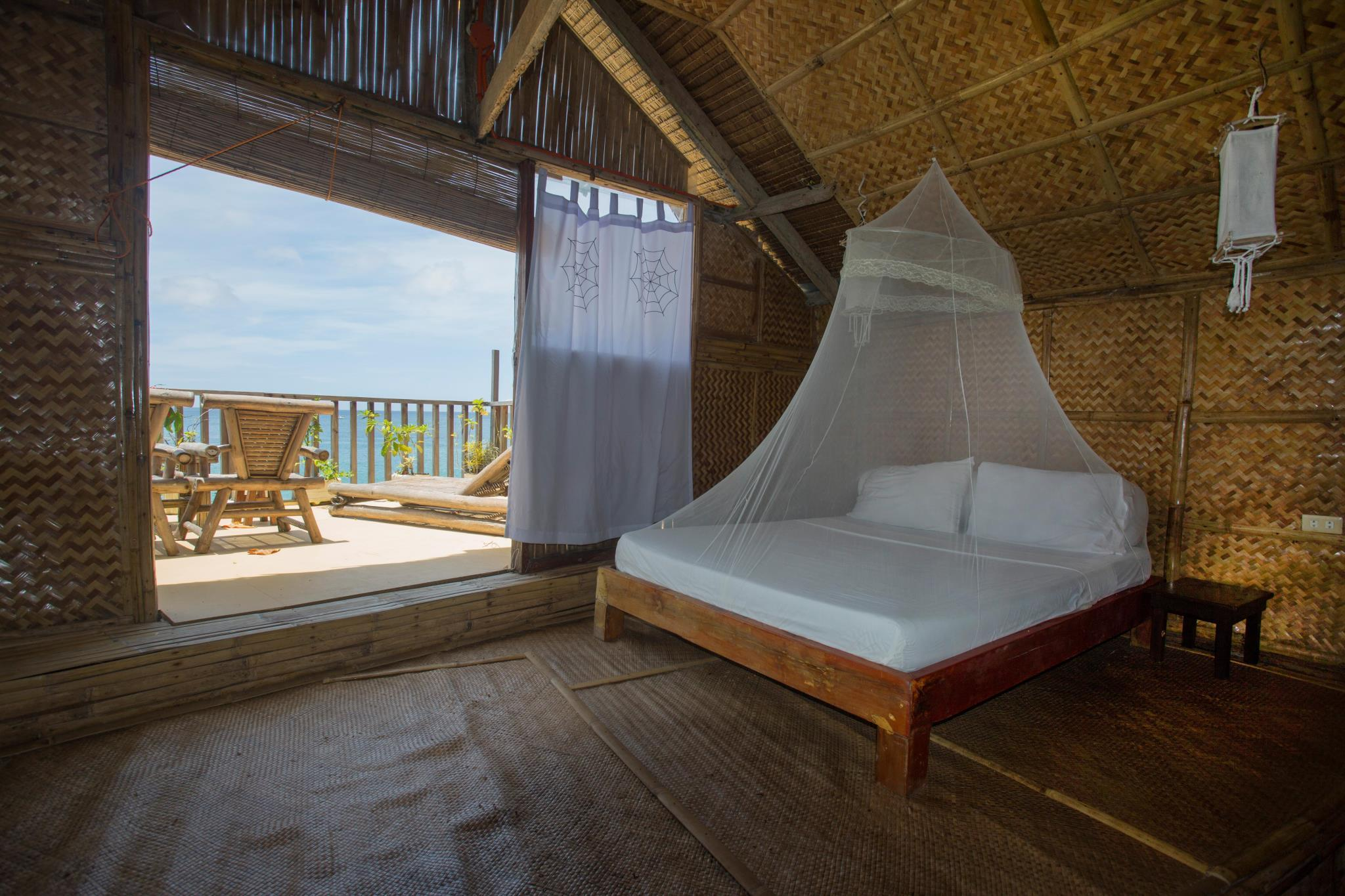 Bamboo Suite with Sea View