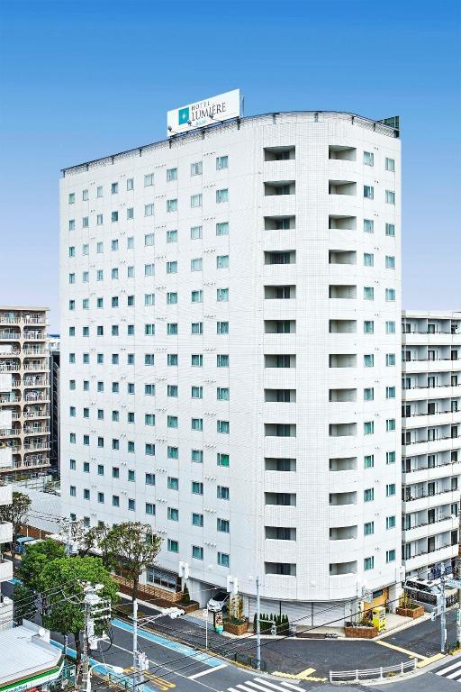 ホテルルミエール西葛西 東京 2020年 最新料金 円4680 部屋写真 口コミ