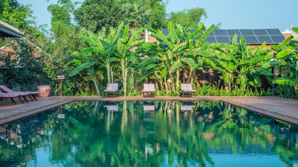 Swimming pool [outdoor] Rajabori Villas