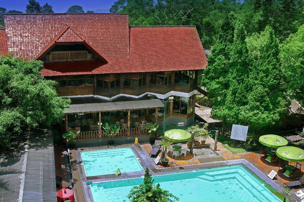 Restaurant Sari Ater Hotel & Resort