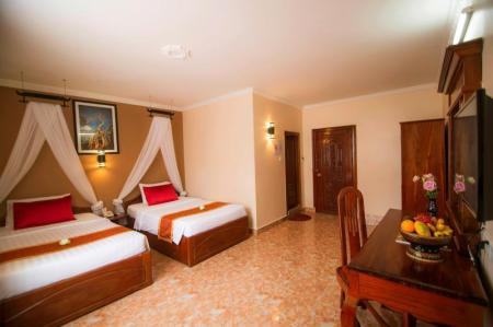 Superior Twin (2 Single Beds) Reaksmey Chanreas Hotel
