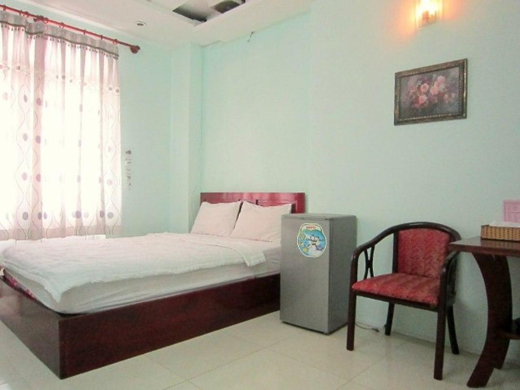 Bilik Tidur Superior Double (Superior Double Bed Room)