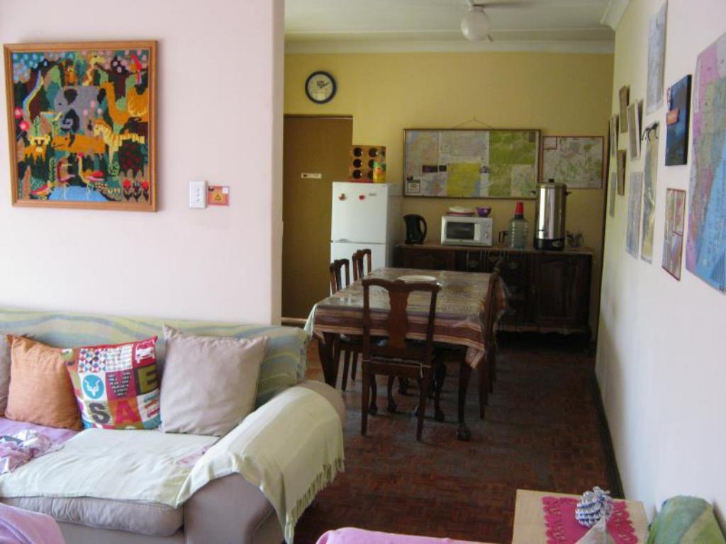 Interjeras Terrylin Guesthouse and Backpackers Hostel