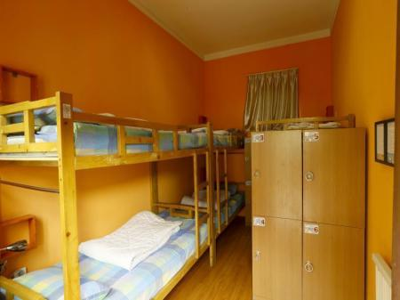 6-Bed Dormitory -- Female Only Xian 7 Sages Youth Hostel International