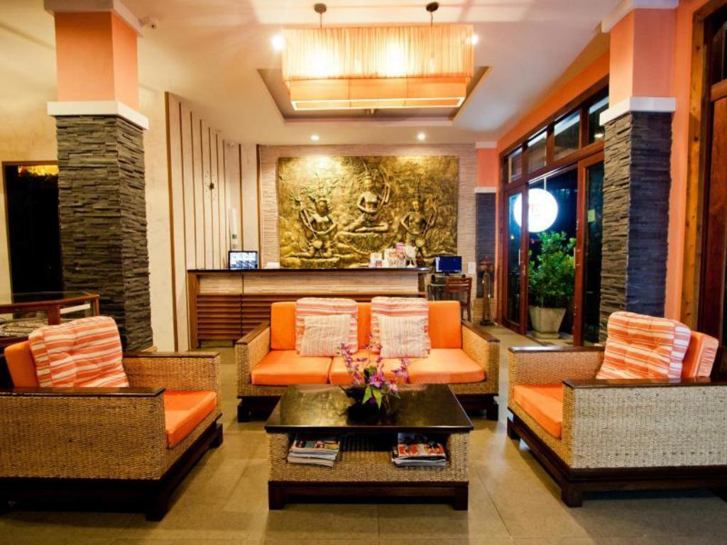 Lobby The Chambre Patong