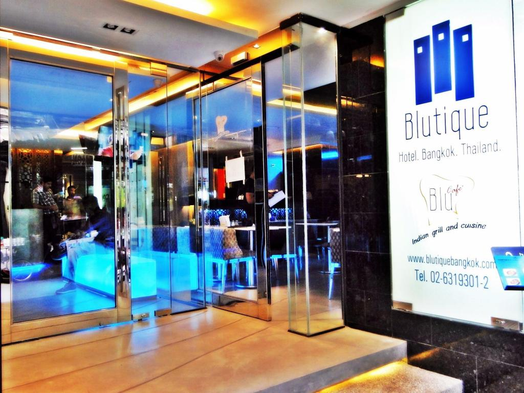 More about Blutique Hotel