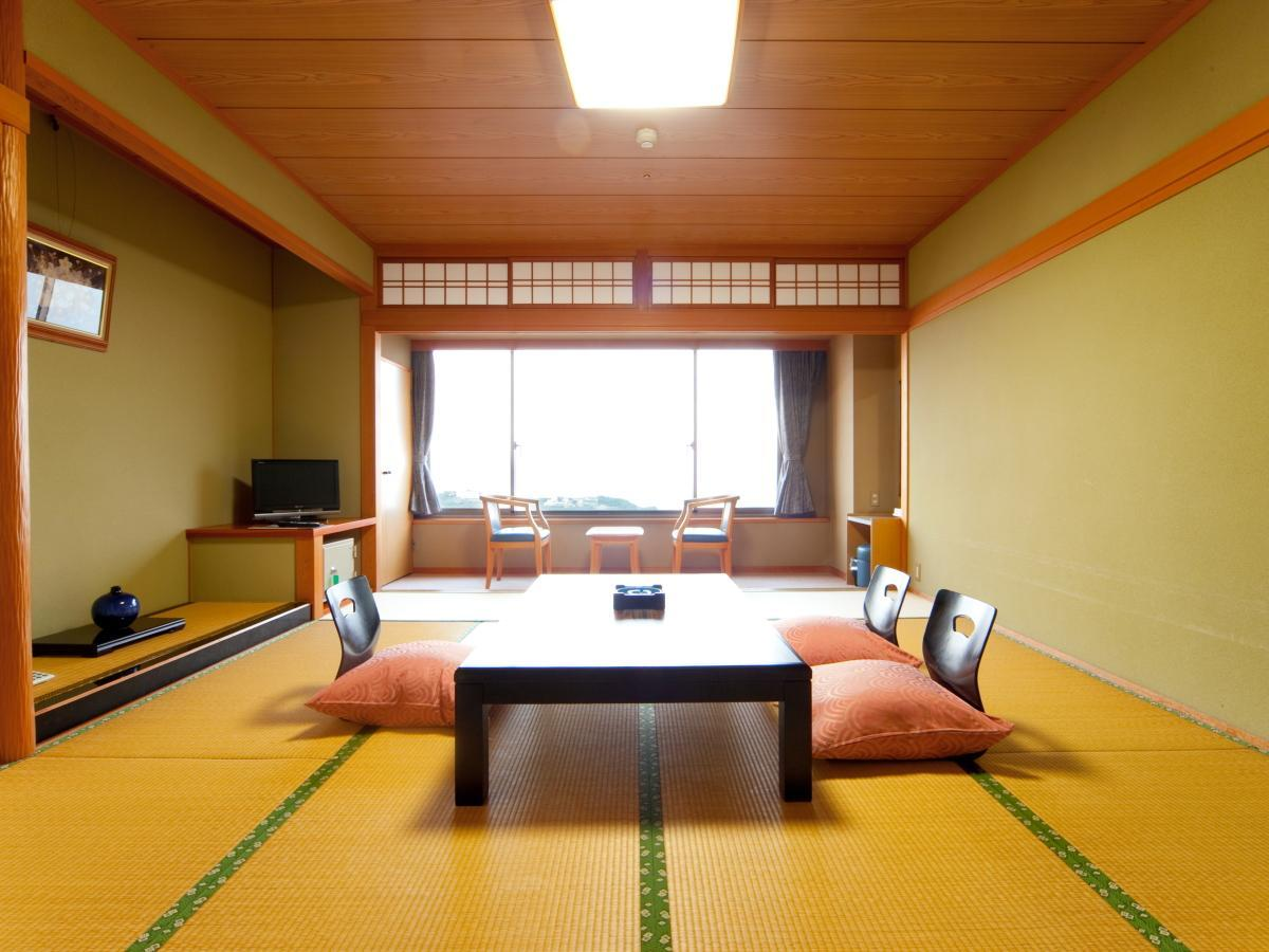 Japanese Style Sea View Room - Smoking