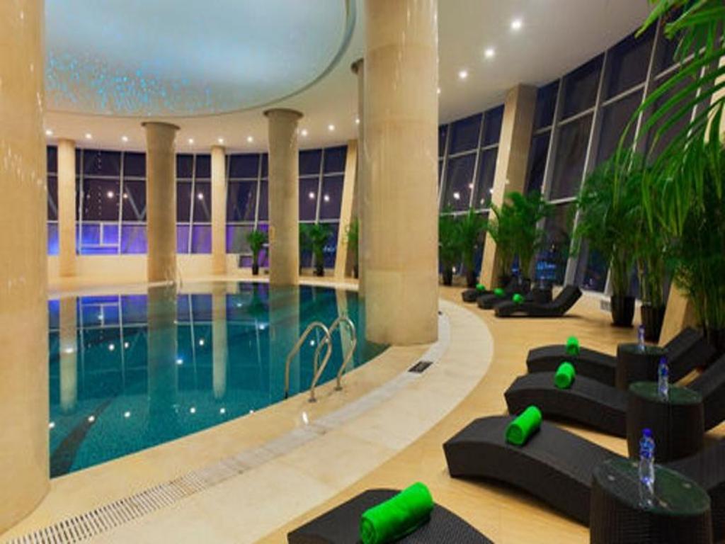 Holiday Inn Tianjin Aqua City In China Room Deals Photos Reviews