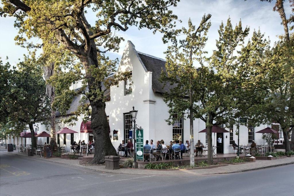 More about The Stellenbosch Hotel