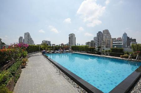 Swimming pool [outdoor] OYO 108 Ruamchitt Plaza Hotel
