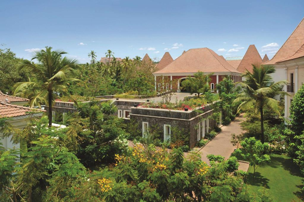 Vista exterior Grand Hyatt Goa