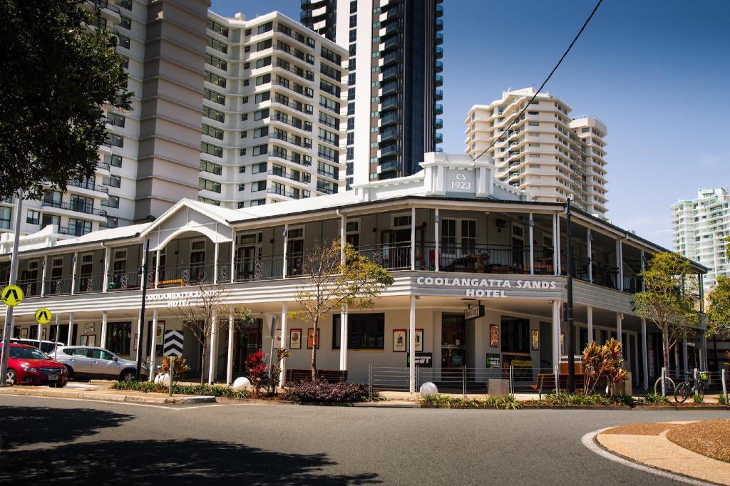 Rooms: Coolangatta Sands Hotel In Gold Coast