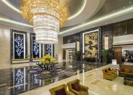 Vestíbul InterContinental Tangshan