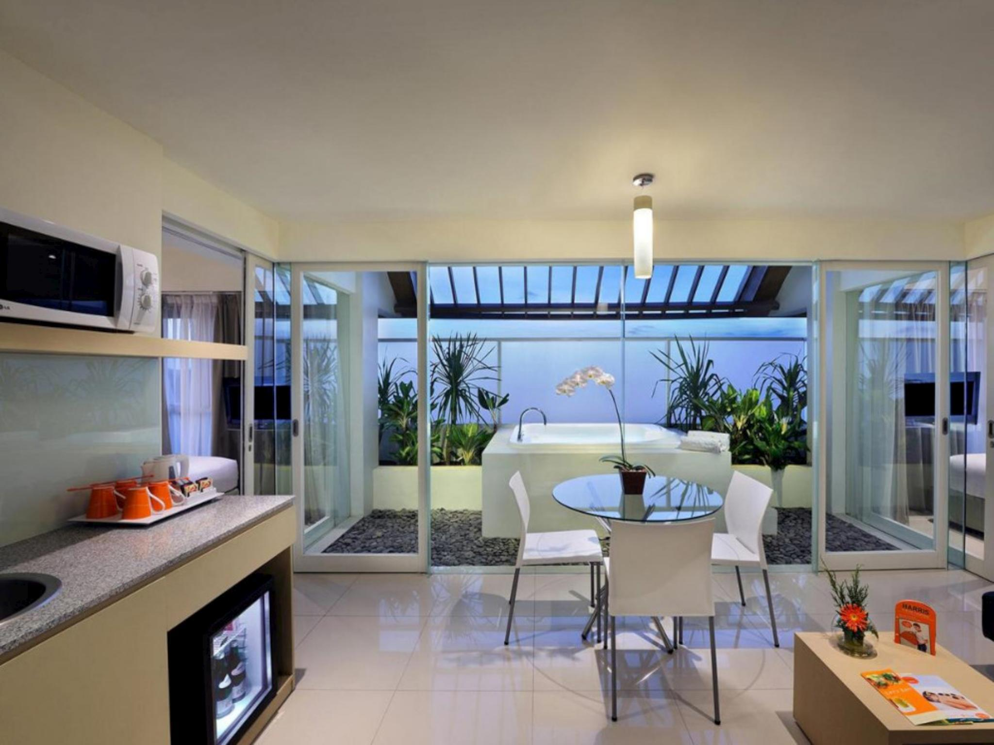 das harris hotel & residences sunset road in bali buchen