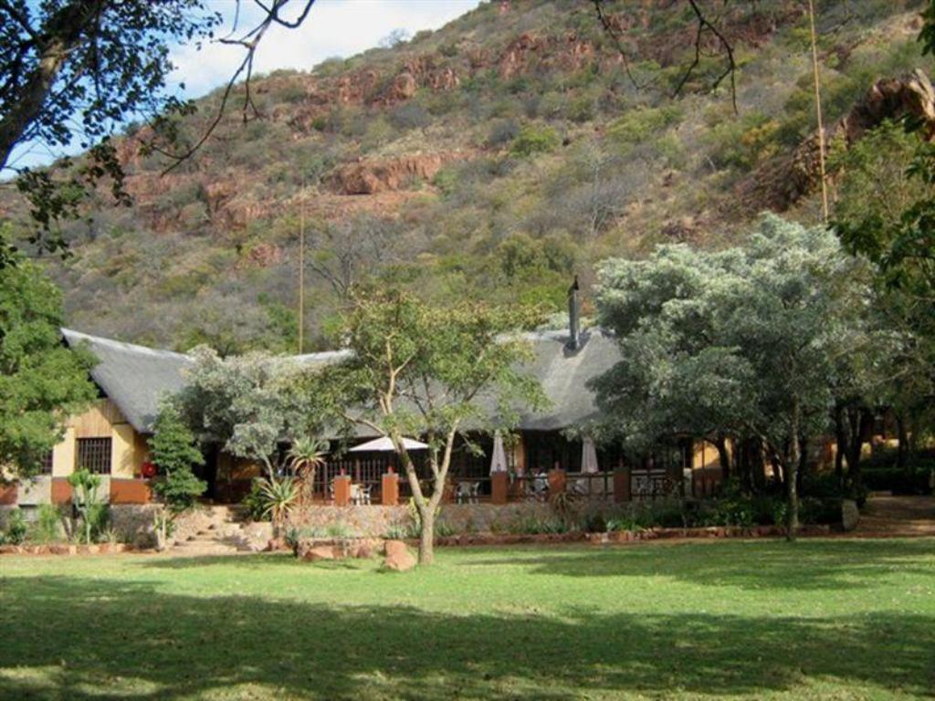 Mashovhela  Bush Lodge