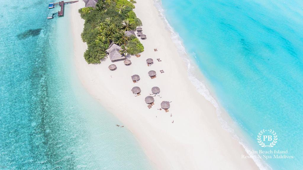 Palm Beach Island Resort Spa Maldives In Maldives Islands Room