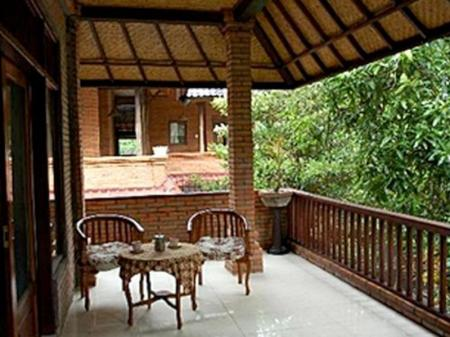 Balcony/terrace Indraprastha Home Stay