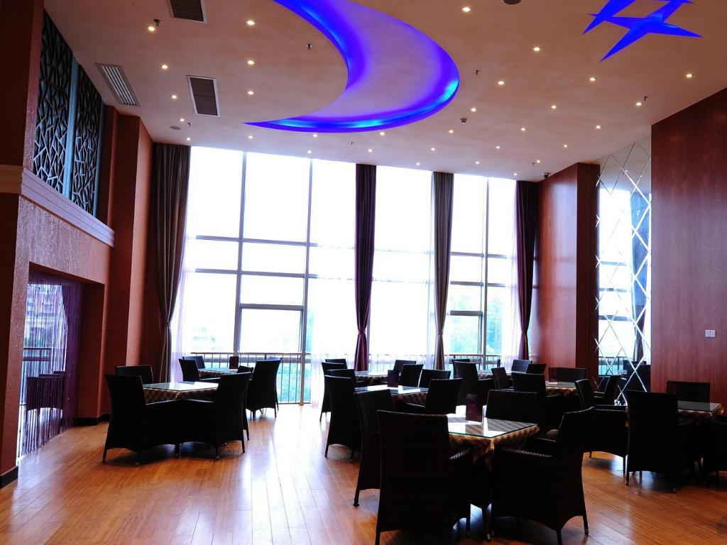 Interior view Spring Time Hotel Tianhe