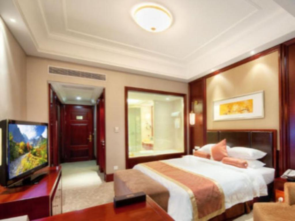 Superior Queen Room Yancheng Shuicheng Hotel