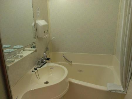 Bathroom Takamatsu Washington Hotel Plaza