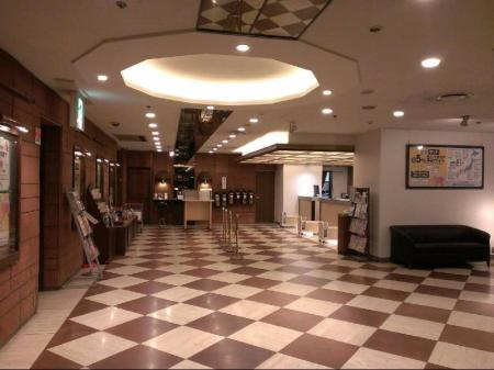 Lobby Takamatsu Washington Hotel Plaza