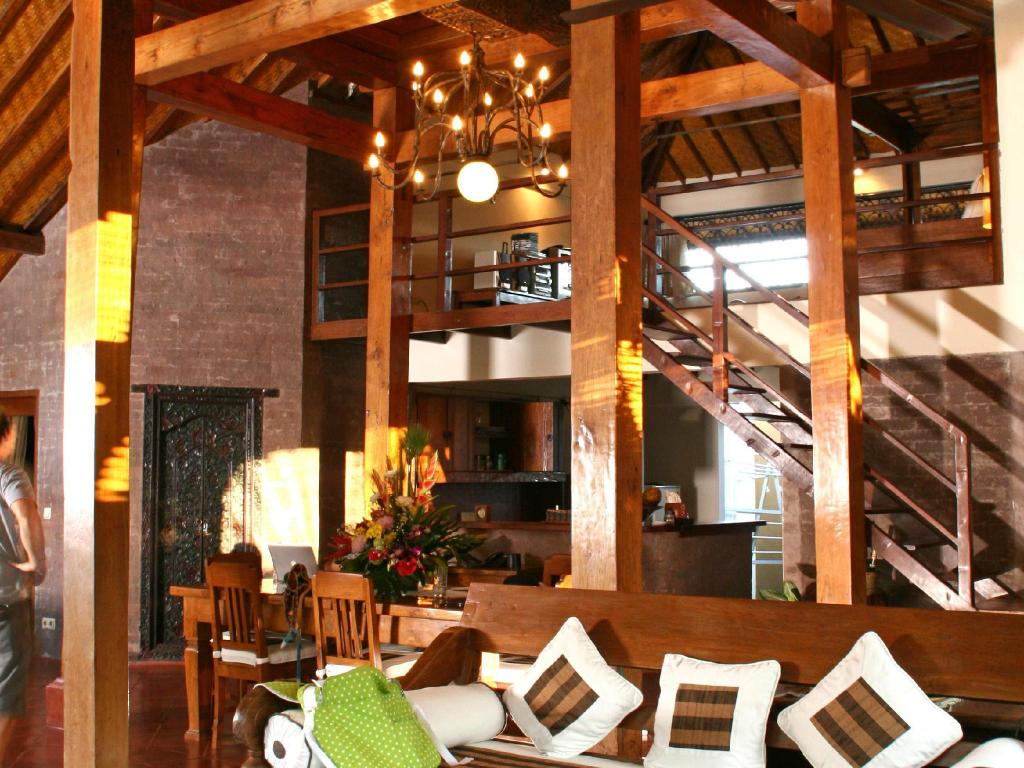 Interior view Dyana Villas
