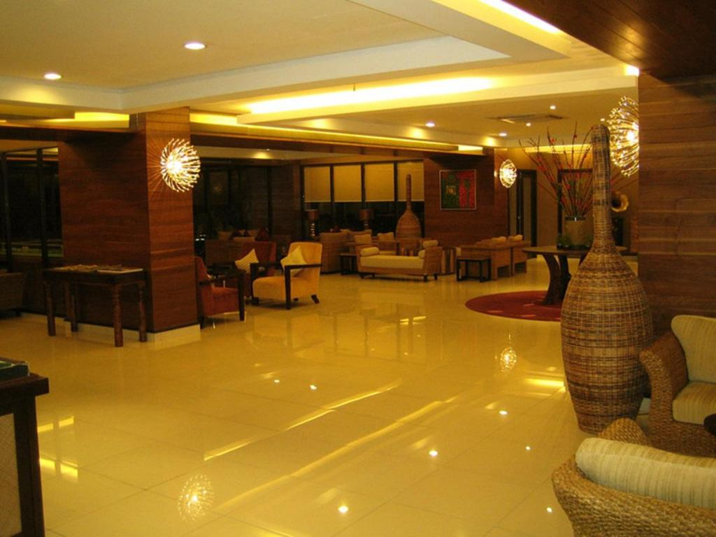 Lobby Gold Coast Morib International Resort