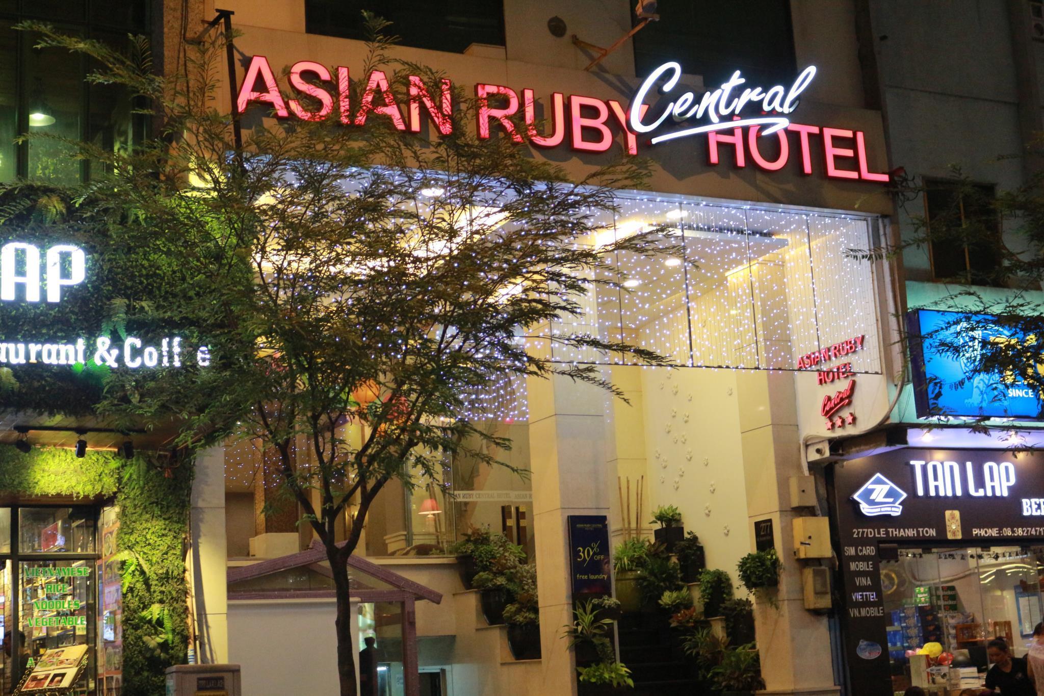 minh Asian hotel ho chi