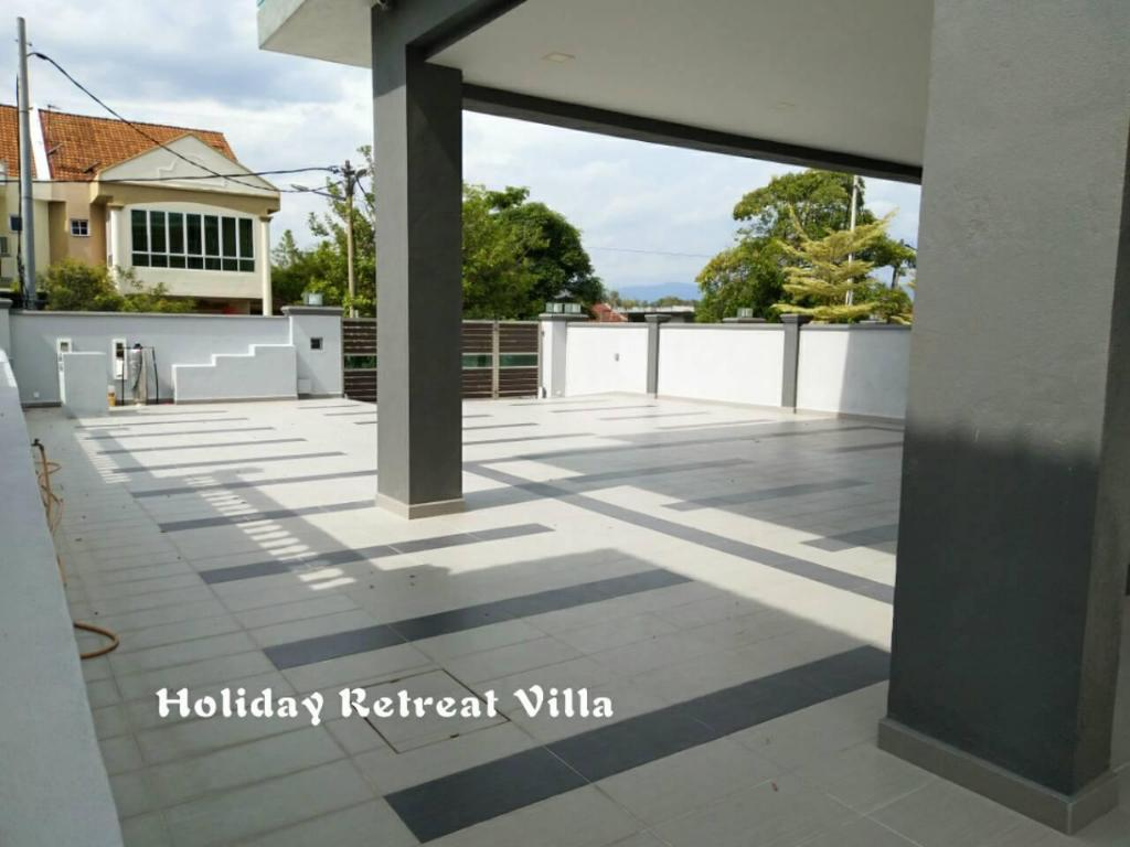 Luftfoto Holiday Retreat Villa ( HRV)