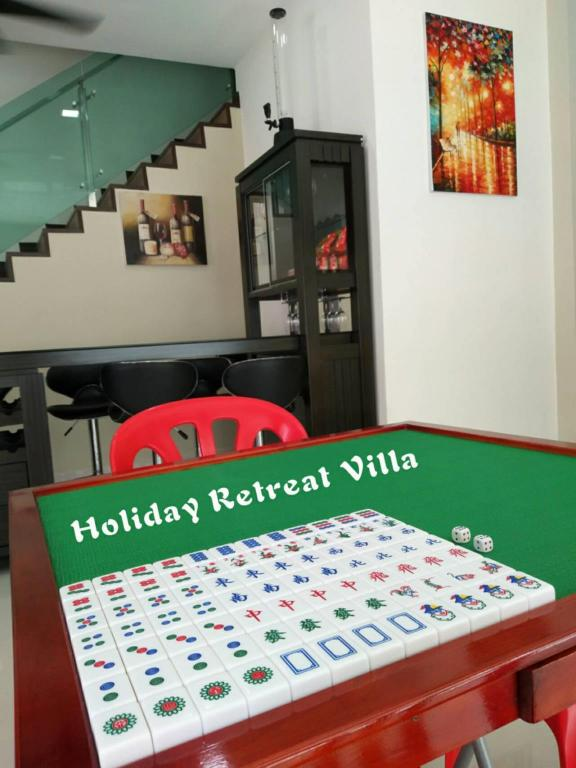 Seng Holiday Retreat Villa ( HRV)