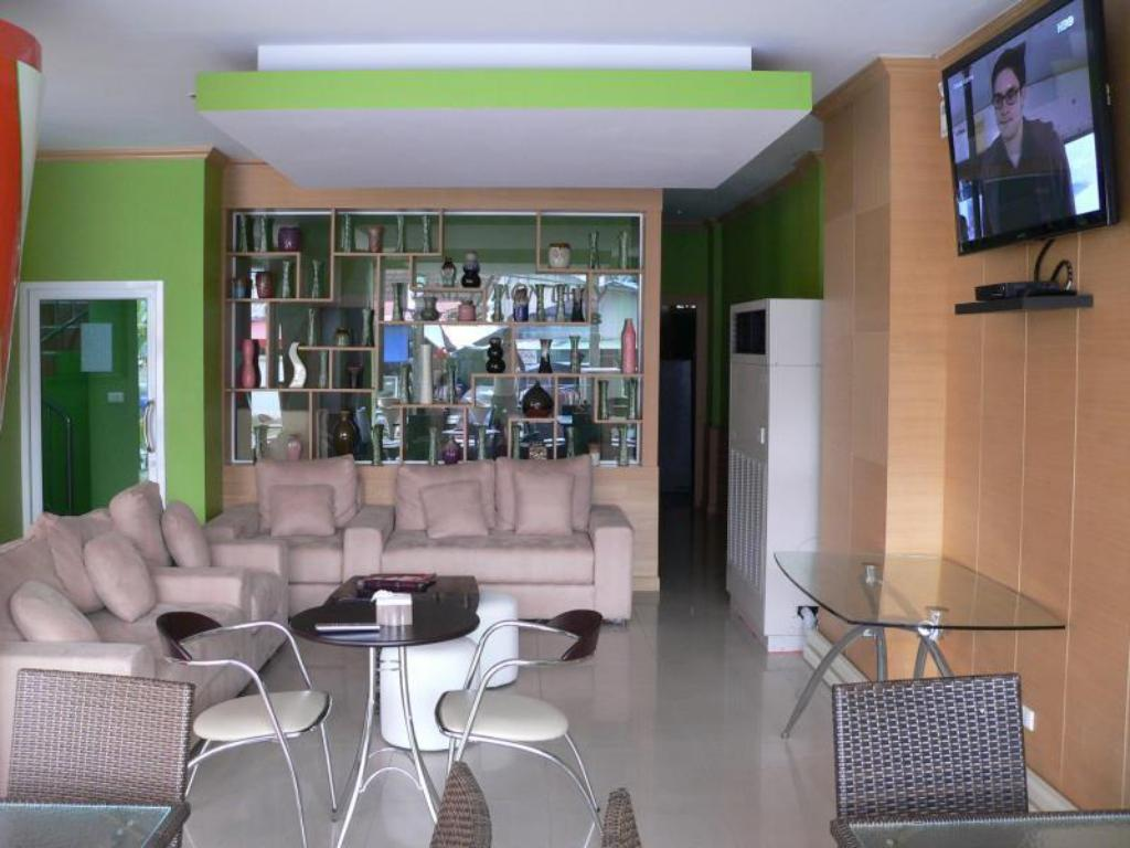 Interior view Patong Eyes Hotel