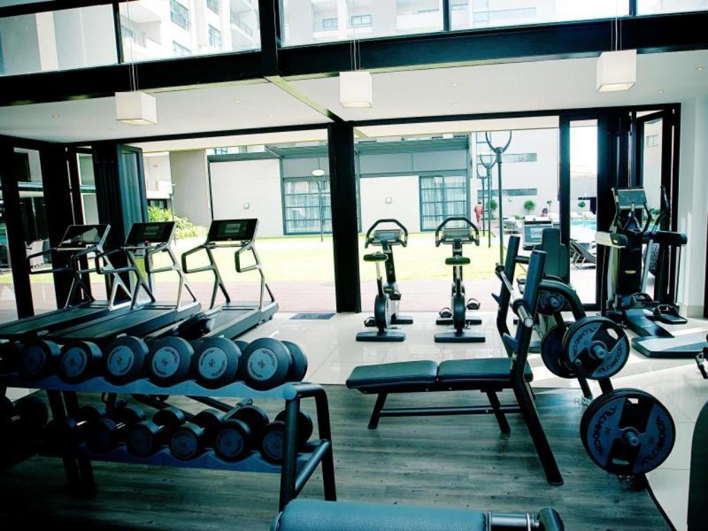 Fitness center The Capital 20 West