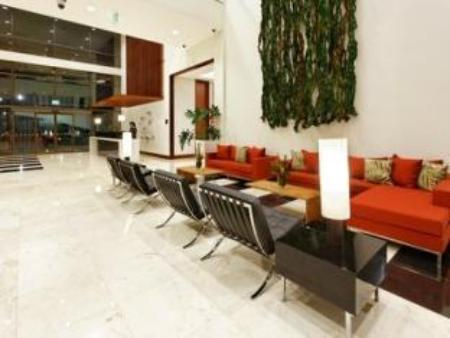 Lobby Holiday Inn San Jose Escazu
