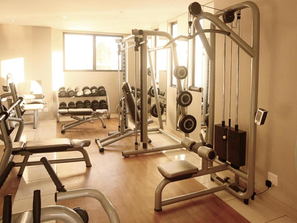 Fitness center The Capital Esprit