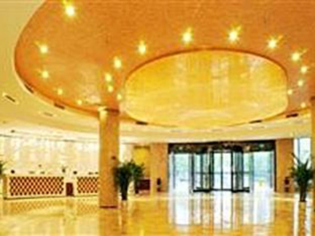 Lobby Yichang Three Gorges Dongshan Hotel